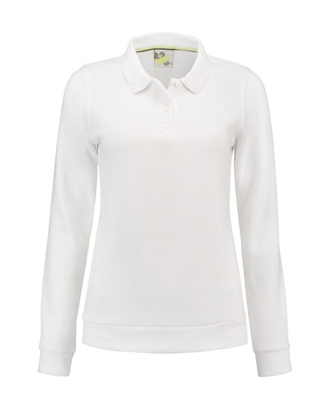 L&S Polosweater for her