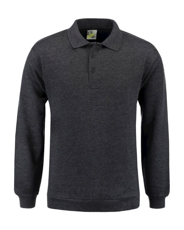 L&S Polosweater for him