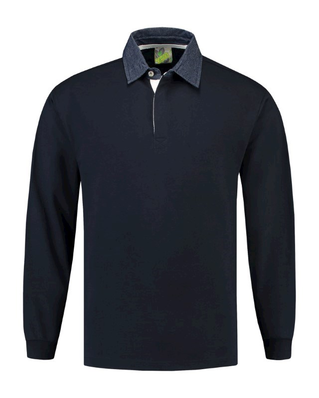 L&S Rugby Shirt for him