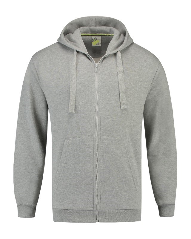 L&S Sweater Hooded Cardigan