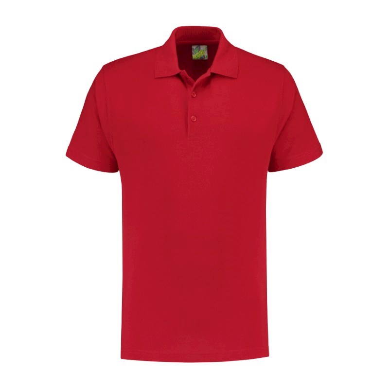 L&S Polo Basic Mix SS for him
