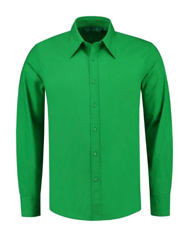 L&S Shirt Poplin LS for him