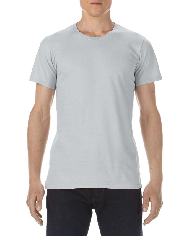 Anvil T-shirt Long & Lean Lightweight SS for him