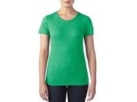 Anvil T-shirt Crewneck TriBlend SS for her