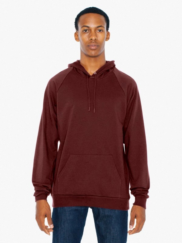 AMA Sweater Hooded California Fleece