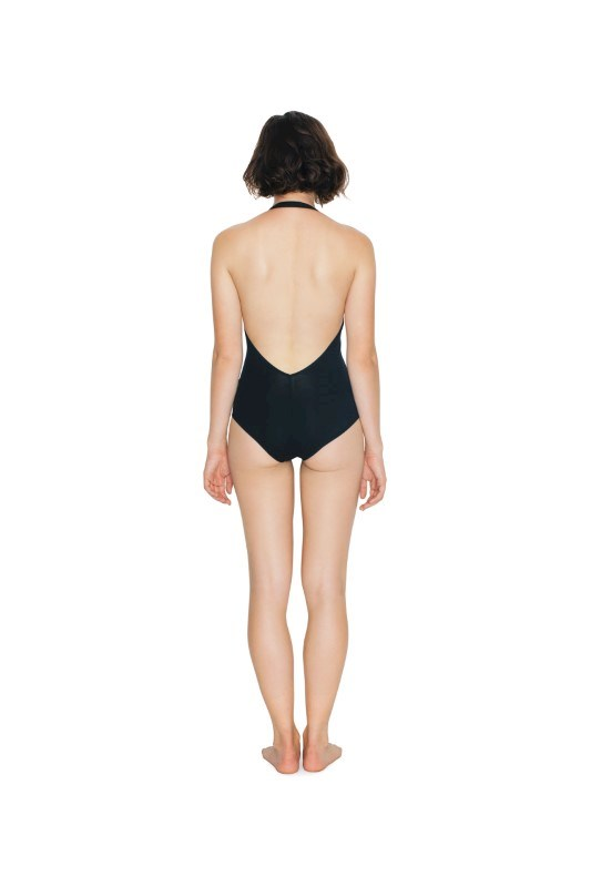 AMA Bodysuit Cot/Spandex Halter