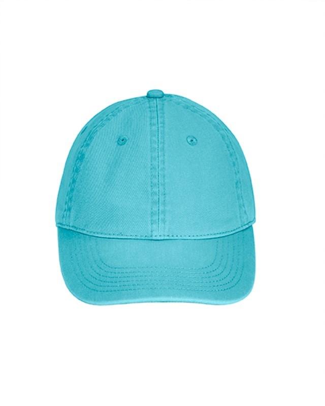 ComCol Cap Baseball Direct Dyed