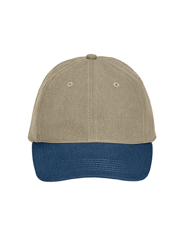 ComCol Cap Baseball Pigment Dyed