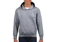 Gildan Sweater Hooded HeavyBlend for kids
