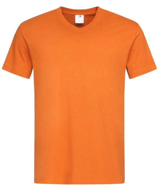 Stedman T-shirt V-Neck Classic-T SS for him