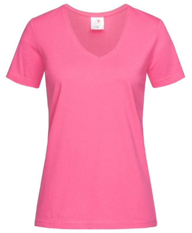 Stedman T-shirt V-Neck Classic-T SS for her