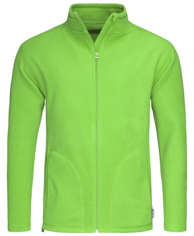 Stedman Polar Fleece Cardigan Active for him