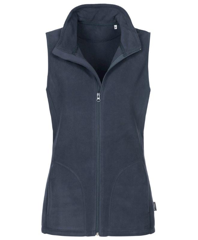 Stedman Polar Fleece Vest Active for her
