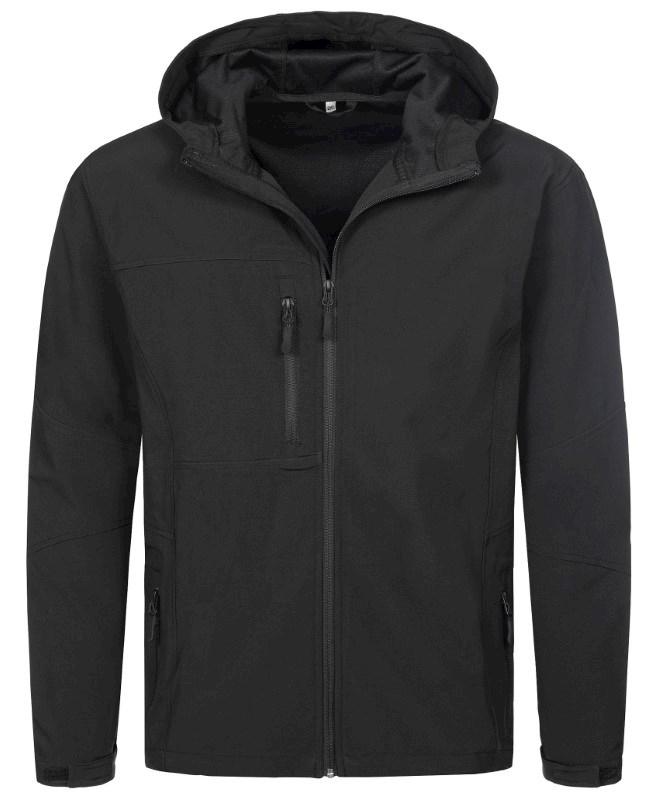 Stedman Jacket Hooded Softshell for him
