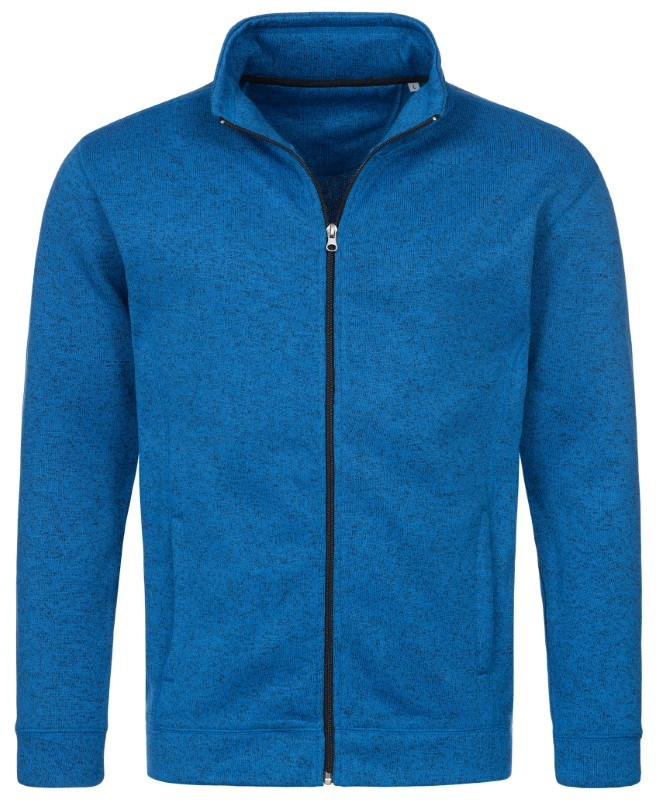 Stedman Knit Fleece Cardigan Active for him