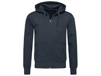 Stedman Sweater Hooded Zip Active for him