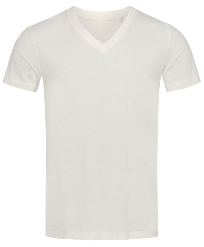 Stedman T-shirt V-neck Organic James SS for him