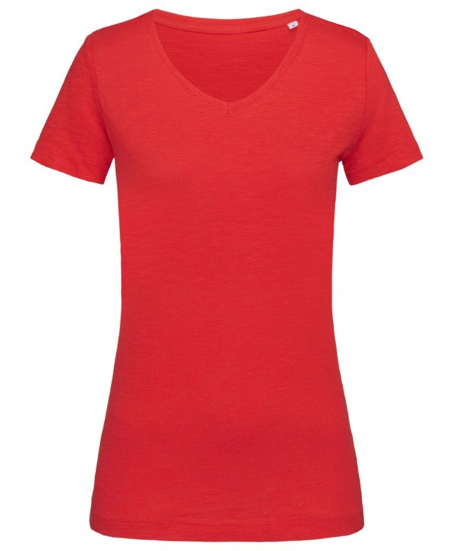 Stedman T-shirt V-neck Sharon SS for her