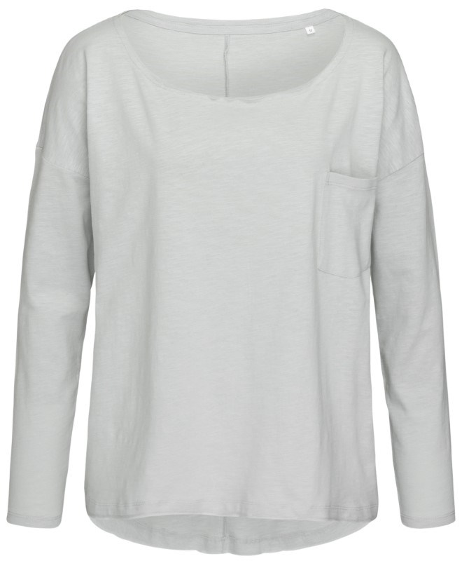 Stedman T-shirt OS Crewneck Sharon LS for her