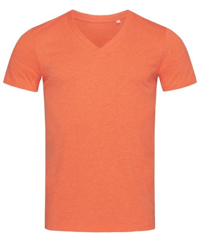 Stedman T-shirt V-neck Luke SS for him