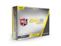Wilson Dx2 Soft Yellow