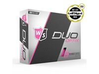Wilson Dx2 Optix Pink