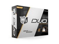 Wilson DUO Pro orange