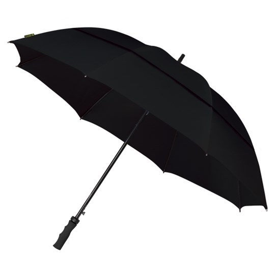 ECO by IMPLIVA , ECO, windproof, Ø120 cm, zwart