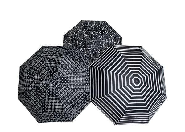 Falconetti® opvouwbare paraplu, dessins, ass.