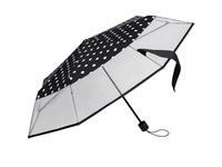 Falconetti® opvouwbare paraplu, windproof
