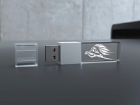 USB CRYSTAL mini (4GB)