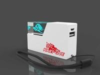 Powerbank 3D 2600mAh
