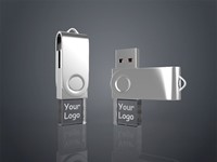 USB CRYSTAL TWINI (02GB)
