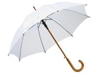 Autom.woodenschaft umbrella