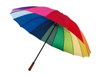 Golf umbrella, 16 panels,