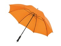 Golf umbrella with cover
