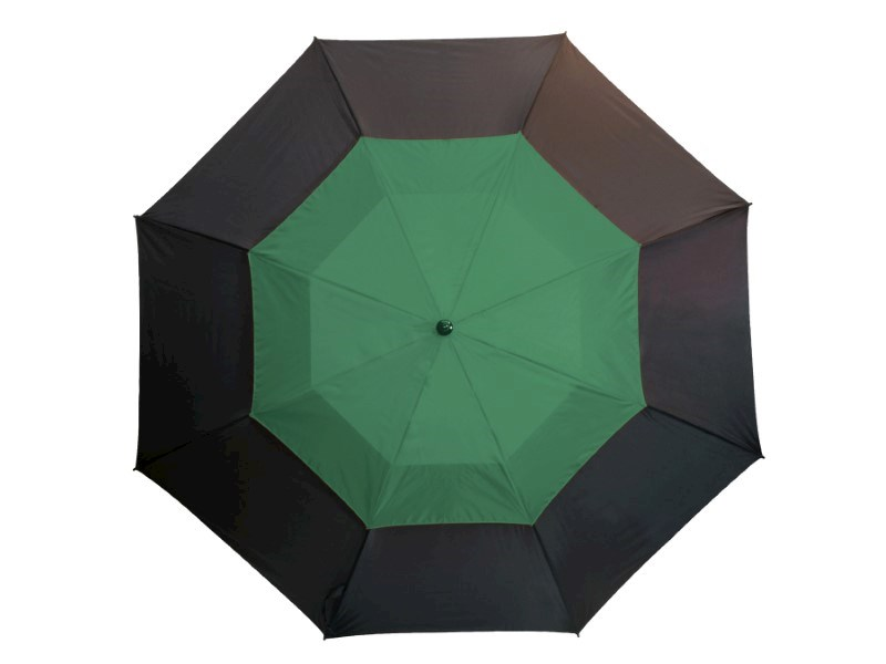 Windproof golf umbrella