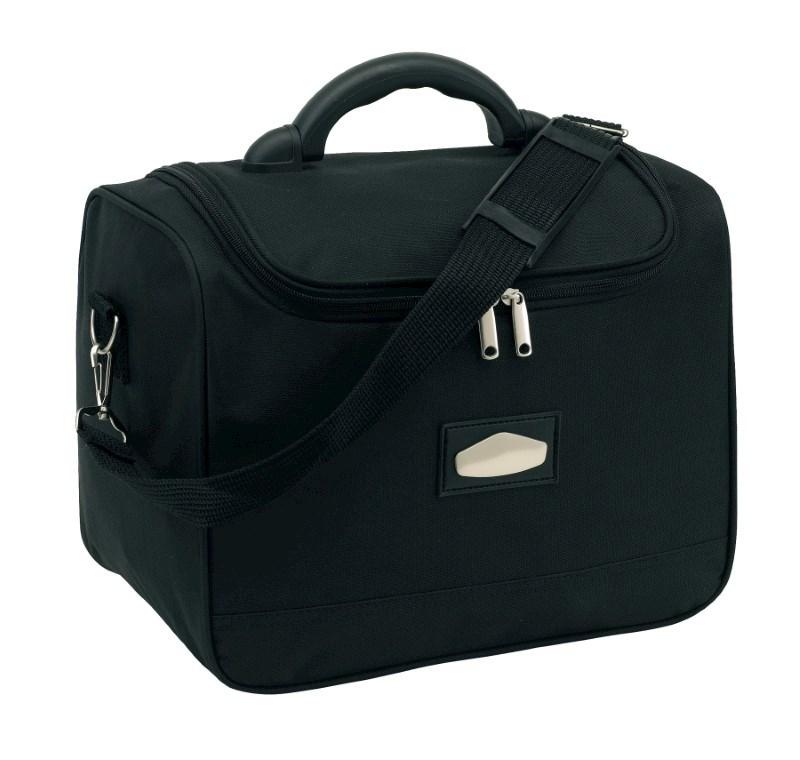 Beauty case,600-D,'Laser Plus' black
