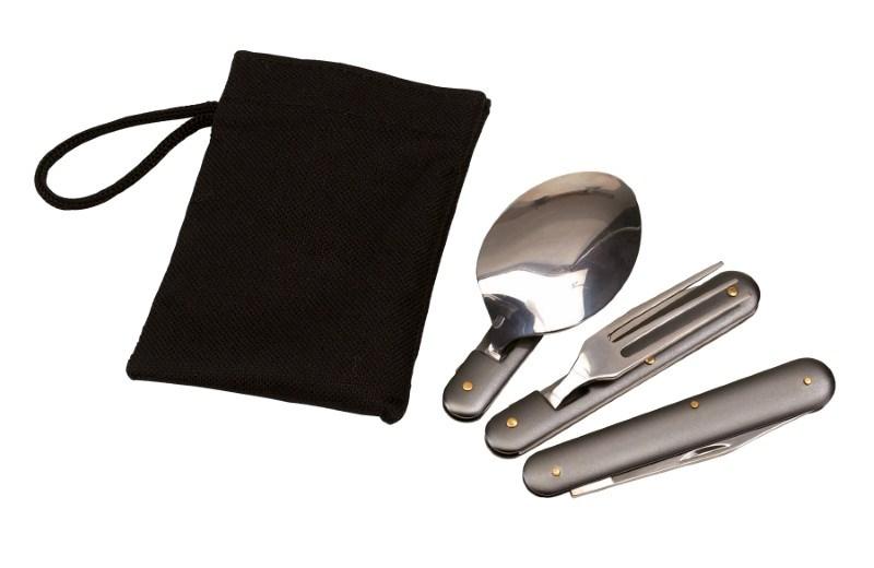 Outdoor cutlery set