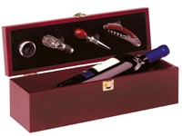 Wine set 4 pcs.