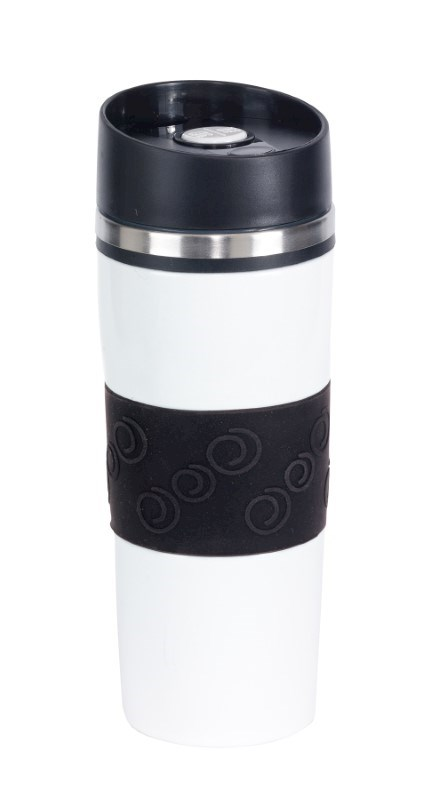 Flask 'Arabica', black