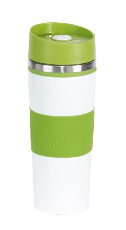 Flask 'Arabica', light green