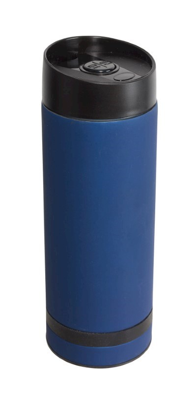 "Flask ""Flavoured"" blue"