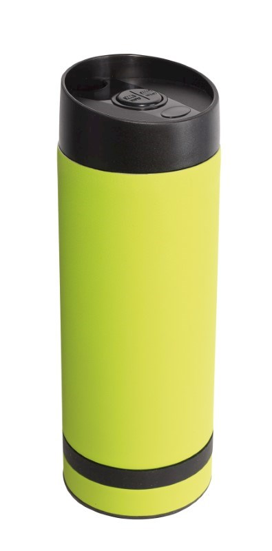 "Flask ""Flavoured"" green"