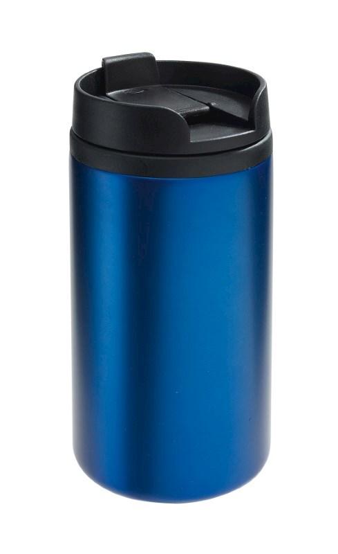 Flask blue