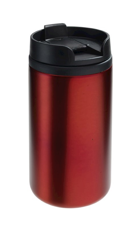 Flask red