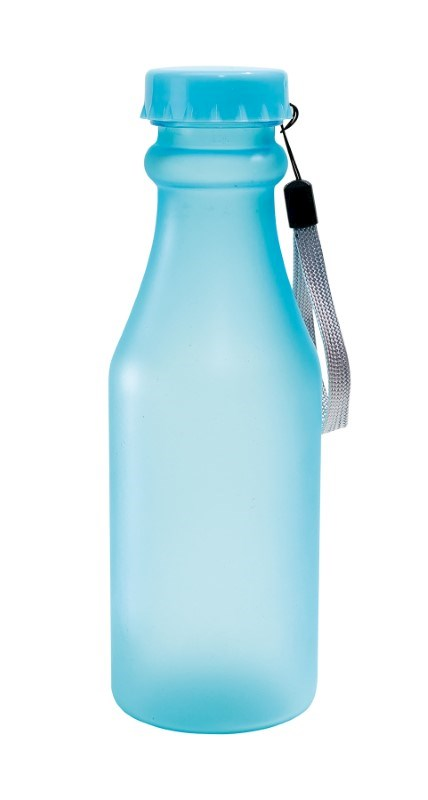 bottle blue (frosted)