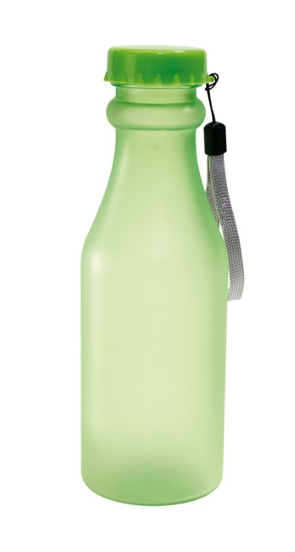 bottle green (frosted)