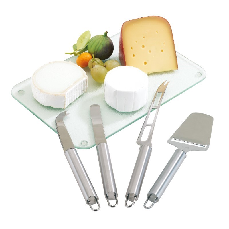 Cheese - Set, 4-pcs, SS,