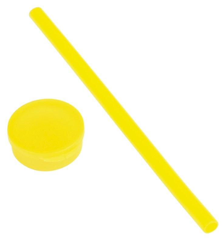 silicon straw
